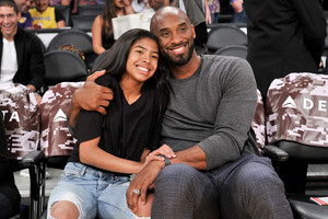 Kobe and Gianna (R.I.P.)🌹