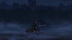 Kurome's death