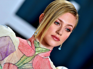 LILI REINHART | 2020 Vanity Fair Oscar Party (Feb 9)