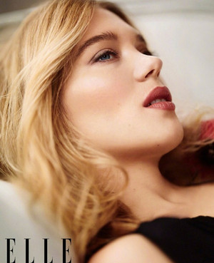 Lea Seydoux - Elle China Photoshoot - 2020