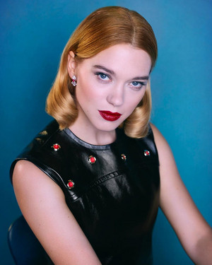Lea Seydoux - Town and Country Photoshoot - 2020