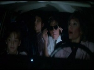 License to Drive: Les, Dean, Dean's Mom and Dean's Sister