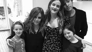 Lisa Marie Presley And Her Family
