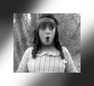 Mabel Normand ~ Won in a cupboard ~ 1914