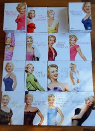 Marilyn Monroe Film DVD Collection