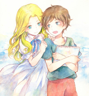 Marnie and Anna