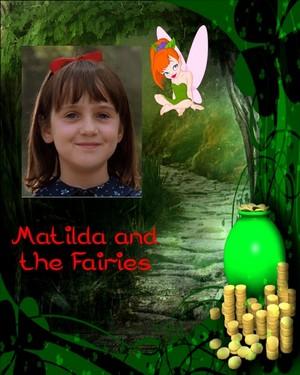 Matilda and the Феи