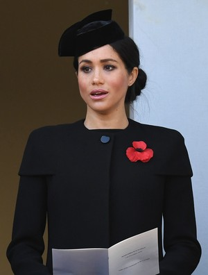Meghan ~ Remembrance Sunday (2018)
