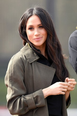 Meghan ~ Team Trials for Invictus Games (2018)