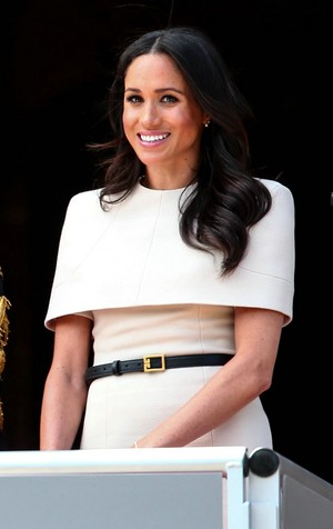 Meghan ~ Visit to Cheshire with Queen (2018)