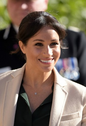 Meghan ~ Visit to Sussex (2018)