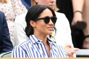 Meghan ~ Wimbledon Day 12 (2018)