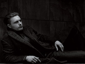Michael Pitt - Interview Magazine Photoshoot - 2010