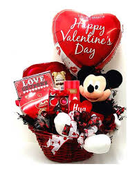 Mickey Mouse Valentine Bouquet