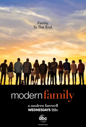 Modern Family: Family to the End Poster