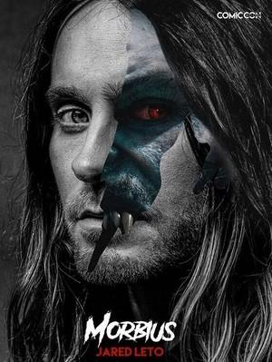 Morbius (2020) promo poster