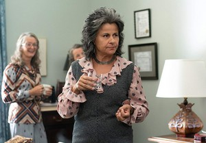 Mrs. America First Look: Tracey Ullman as Betty Friedan