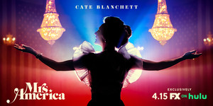 Mrs. America - Season 1 Poster - Cate Blanchett as Phyllis Schlafly