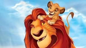 Mufassa And Simba