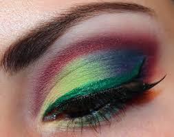 मूलन Inspired Eye Makeup