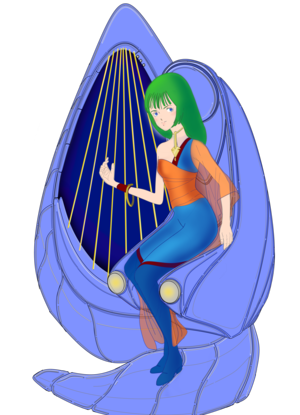 Musica and Cosmic Harp (Leve ficelle) Remastered