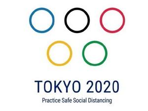 New look olympics logo