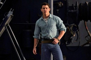 Nick Jonas as Bruno Gaido in Midway