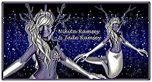 Nikita Ramsey and Jade Ramsey
