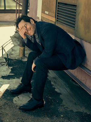 Paul Rudd photographed por Charlie Gray for Esquire Singapore (2020)