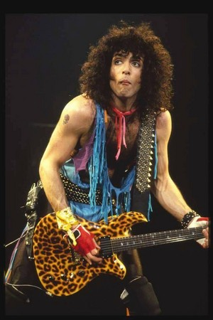 Paul ~Toronto, Ontario, Canada...March 15, 1984 (Lick it Up Tour)