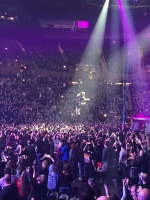 Paul ~Uniondale, New York...March 22, 2019 (End of the Road Tour)