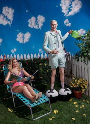 Pete Davidson - Paper Magazine Photoshoot - 2019