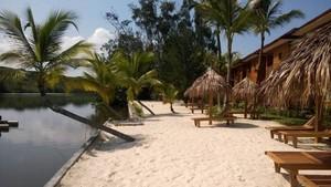 Point Denis, Gabon