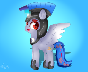 Prince Flash pony from