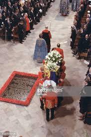 Princess Diana's Funeral 1997