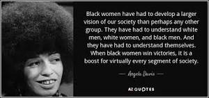 Quote From Angela Davis