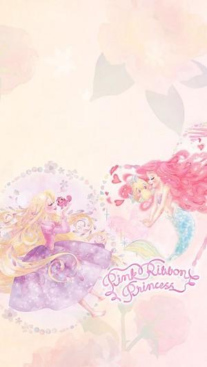 Rapunzel n Ariel