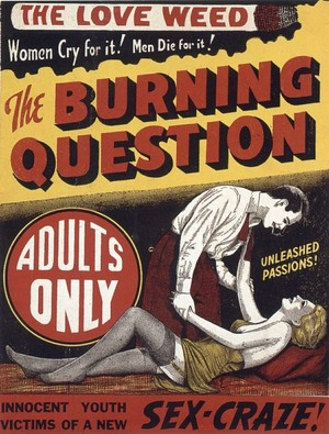 Reefer Madness / The Burning Question (1936) Poster
