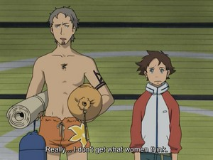 Renton/Holland from Eureka Seven