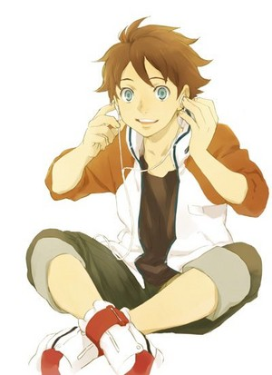 Renton Thurston from Eureka Seven