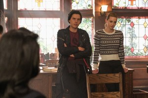 "Riverdale 4x16 ""The Locked Room"" Promo Pics"