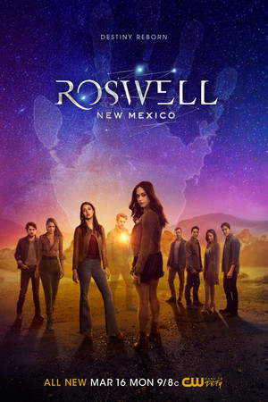 Roswell New Mexico - Season 2
