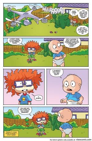 Rugrats (2020 TV Series) Comic 06