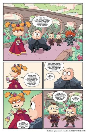 Rugrats (2020 TV Series) Comic 12