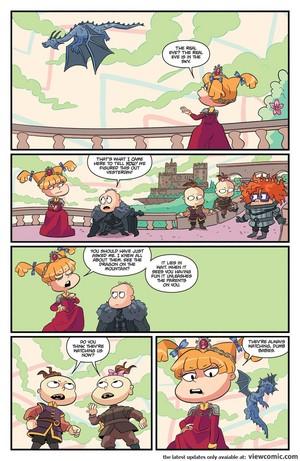 Rugrats (2020 TV Series) Comic 14