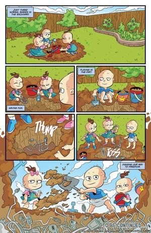 Rugrats (2020 TV Series) Comic 22