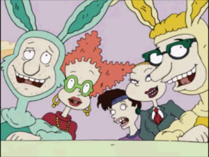 Rugrats - Bow Wow Wedding Vows 352