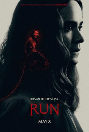 Run (2020) Poster