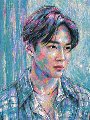"SUHO ""Self Portrait """
