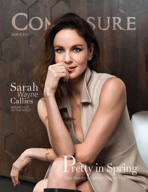 Sarah Wayne Callies - Composure Magazine Cover - 2016